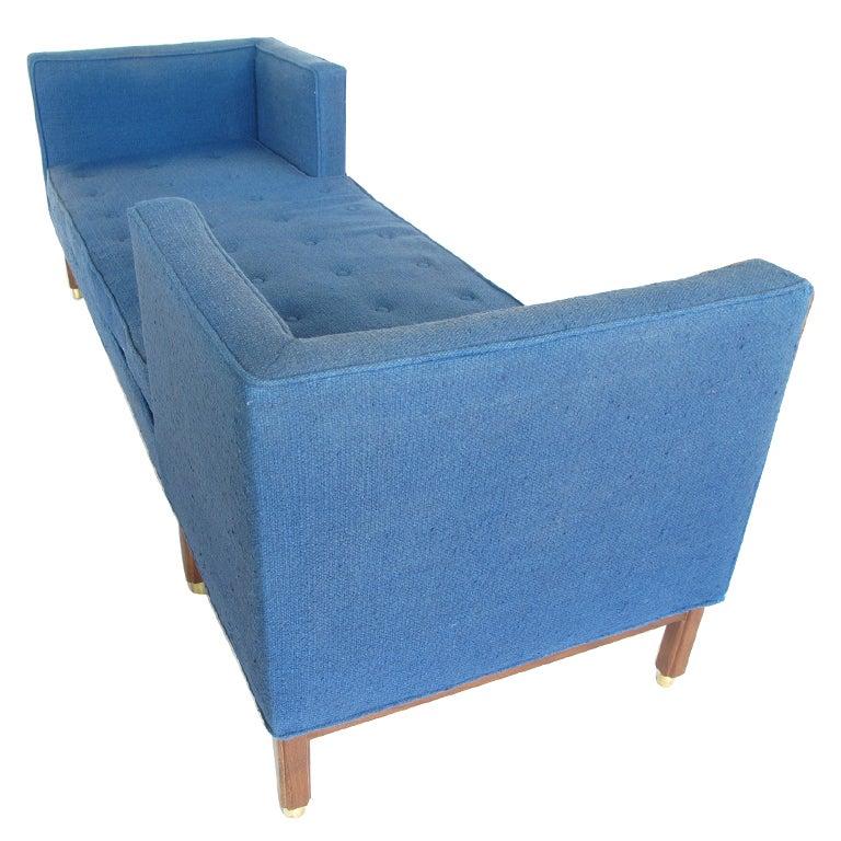 Edward wormley for dunbar t te t te sofa - Tete a tete sofa ...