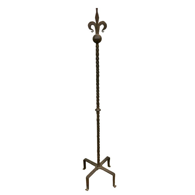 spanish baroque style wrought iron floor lamp is no longer available. Black Bedroom Furniture Sets. Home Design Ideas