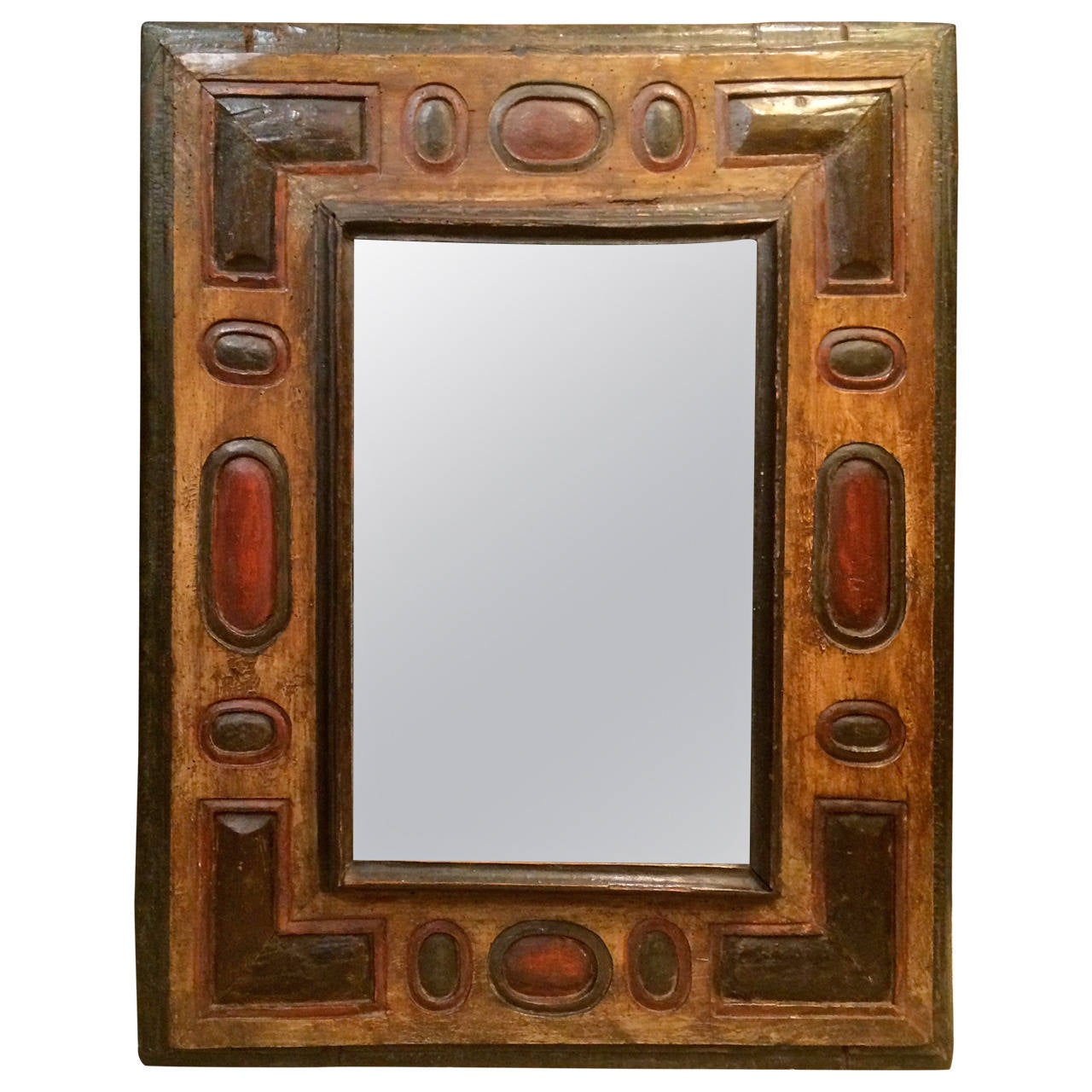 Italian baroque mirror at 1stdibs for Baroque mirror