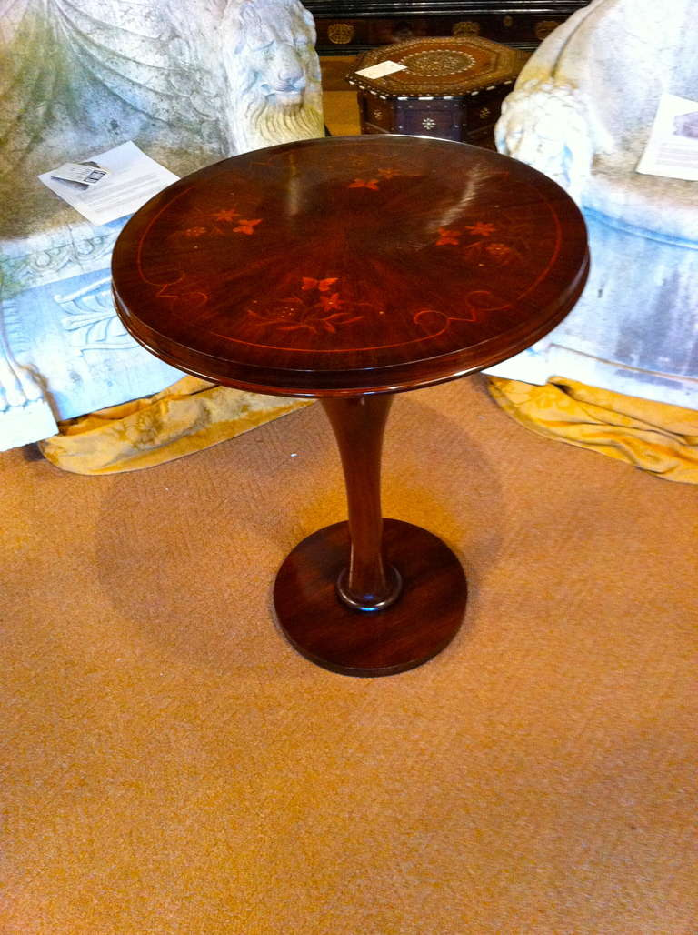 Pair French Art Deco Side Table 7