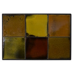 Roger Capron Tile Panel