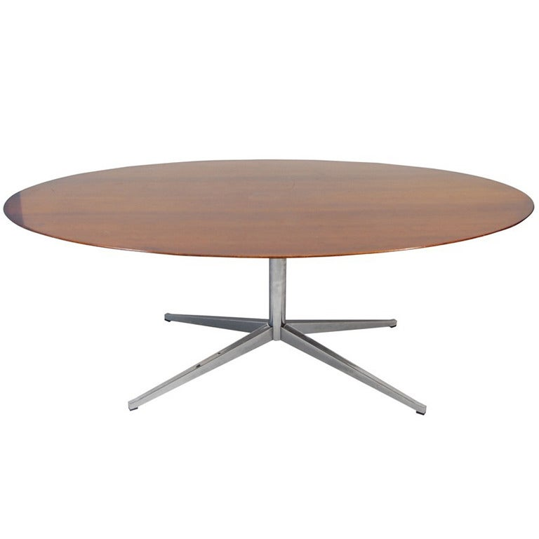 Knoll Dining Table At 1stdibs
