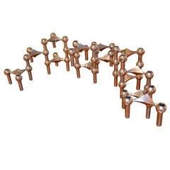Modular Candlestick Holders