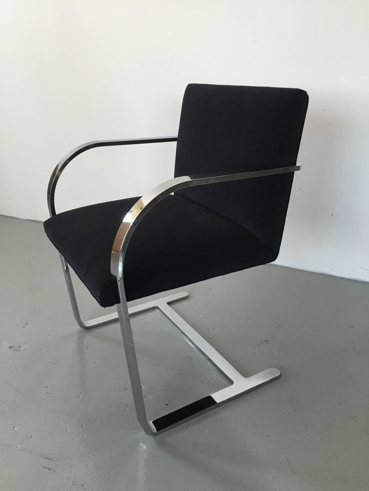 Brno Chair in Black 2