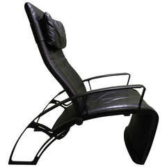 Reclining Lounge Chair by Ferdinand Porsche