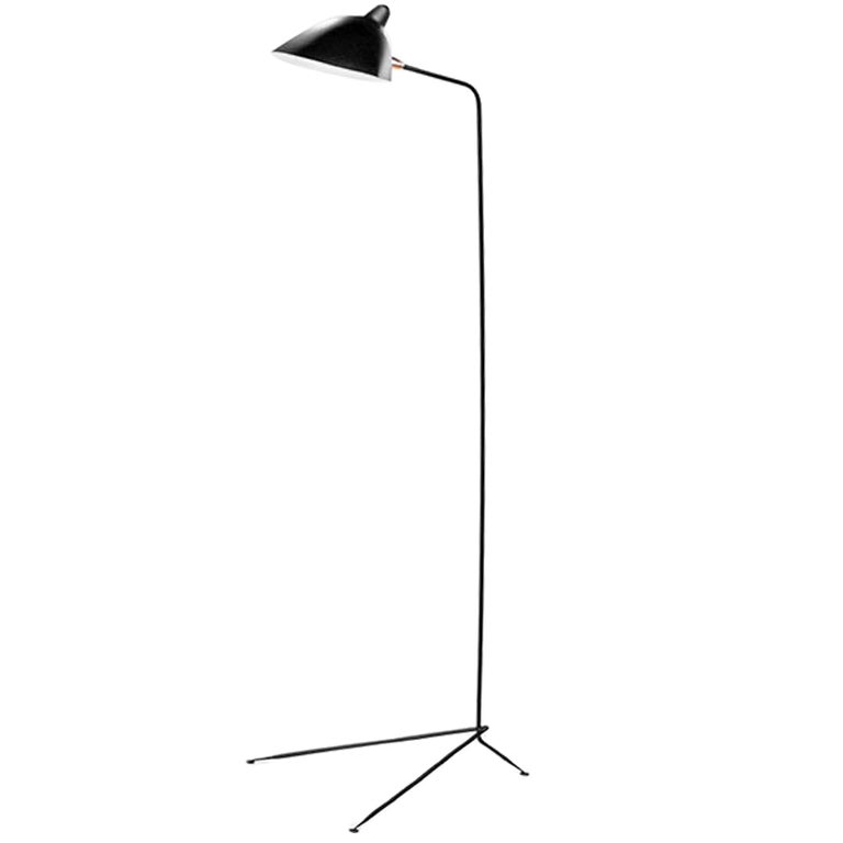Standing Lamp by Serge Mouille