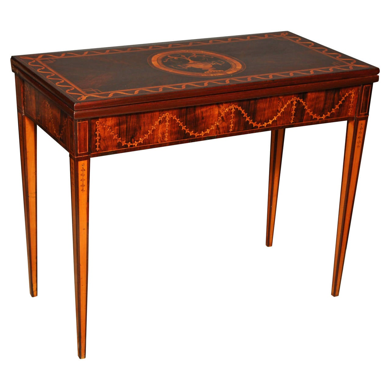 Russian Neoclassical Game Table