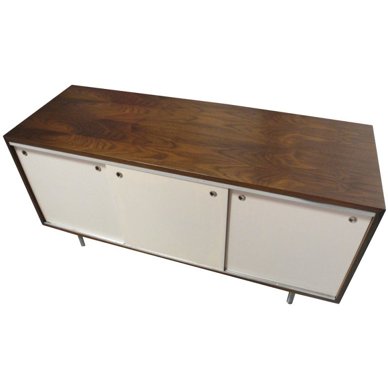 Office Credenza By George Nelson For Herman Miller At 1stdibs
