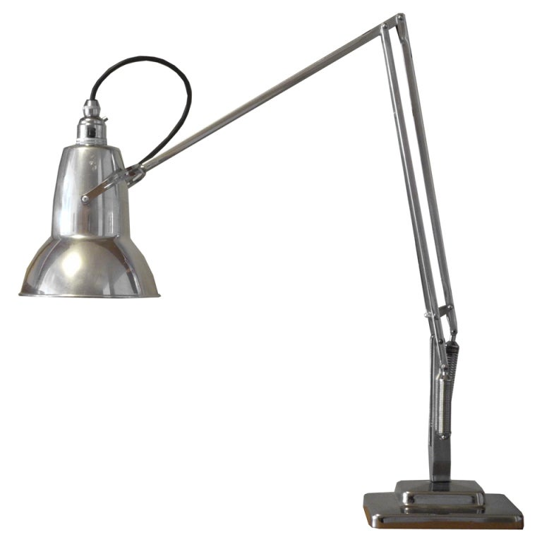 Quot Anglepoise Quot Lamp By George Carwardine At 1stdibs