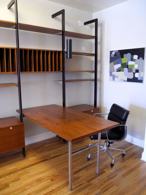 George Nelson for Herman Miller CSS Wall Unit For Sale 2