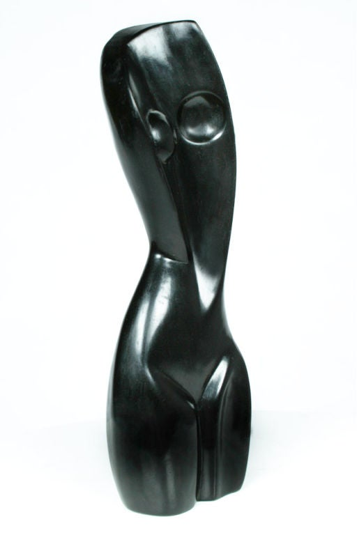 Abstract Female Nude Sculpture 6