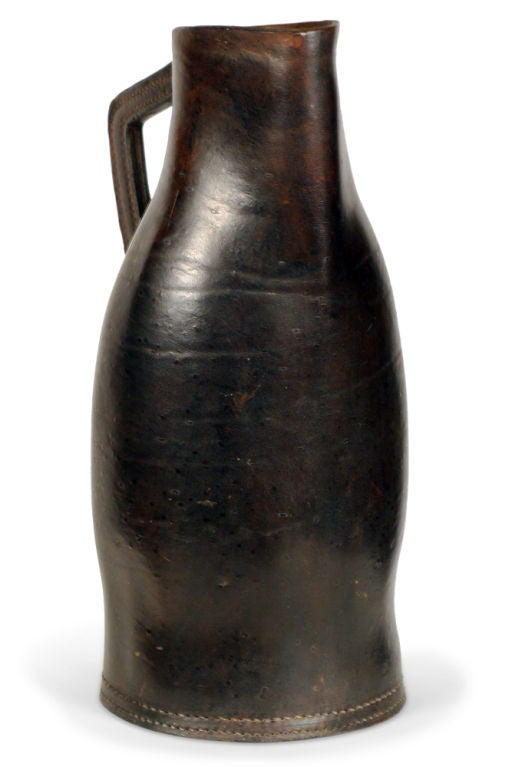 English Leather Drinking Vessel For Sale At 1stdibs