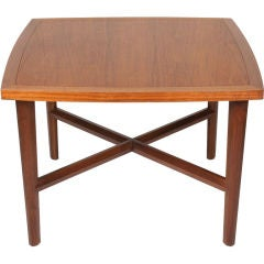 Walnut Origins Lamp Table After George Nakashima for Widdicomb