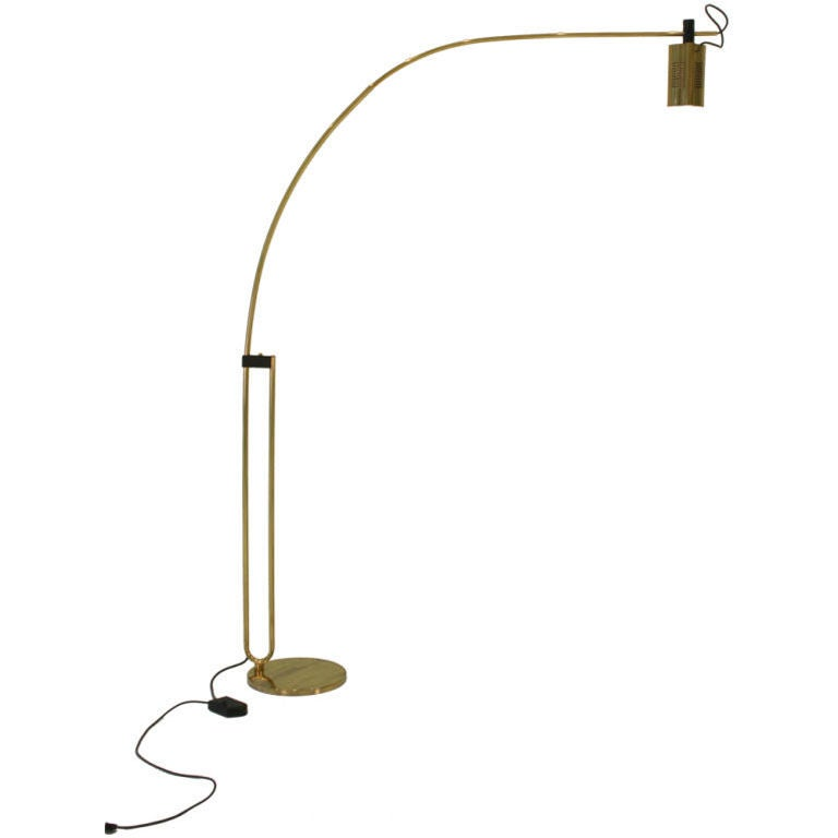 Hairpin arc boom halogen floor lamp by relco for sale at 1stdibs hairpin arc boom halogen floor lamp by relco 1 mozeypictures Image collections