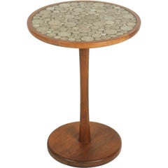 Ceramic Tile Top Occasional Table by Gordon Martz