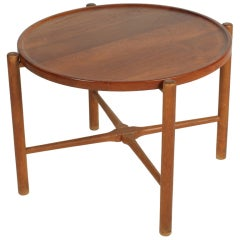 Knock Down Occasional Table by Hans J. Wegner