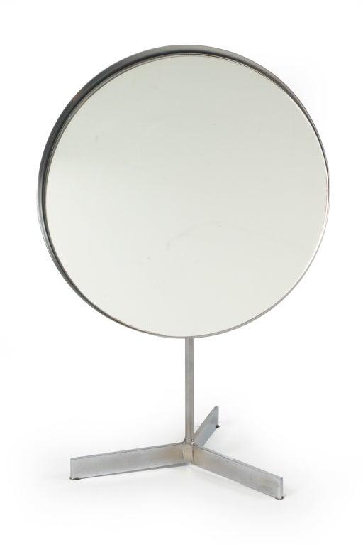 Minimalist Tripod Vanity Mirror By Durlston Designs Ltd At