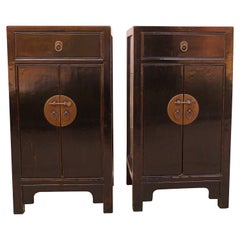 Black Lacquer Chests