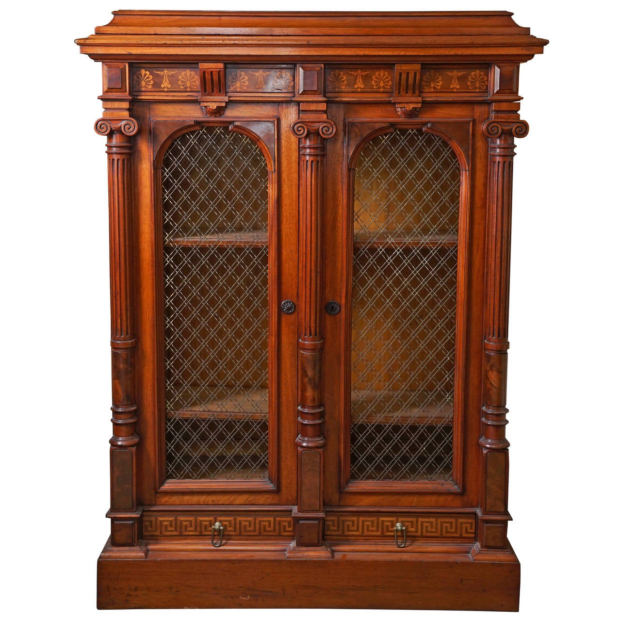 Renaissance Revival Cabinet By Herter Brothers At 1stdibs
