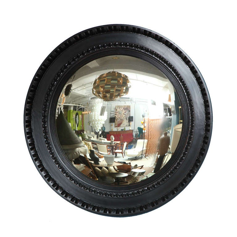 Large contemporary circular mirror at 1stdibs for Large contemporary mirrors