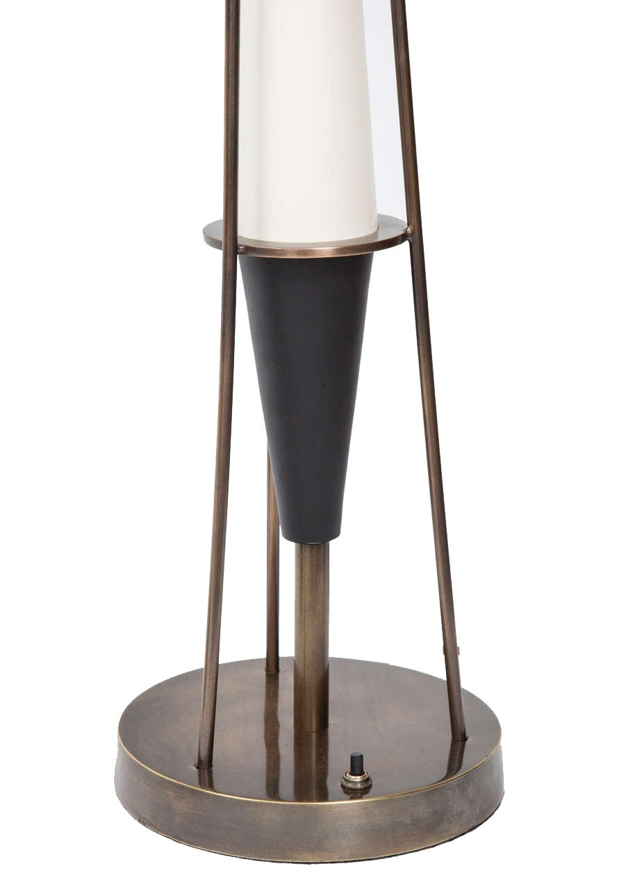 this mid century modernist table lamps is no longer available. Black Bedroom Furniture Sets. Home Design Ideas