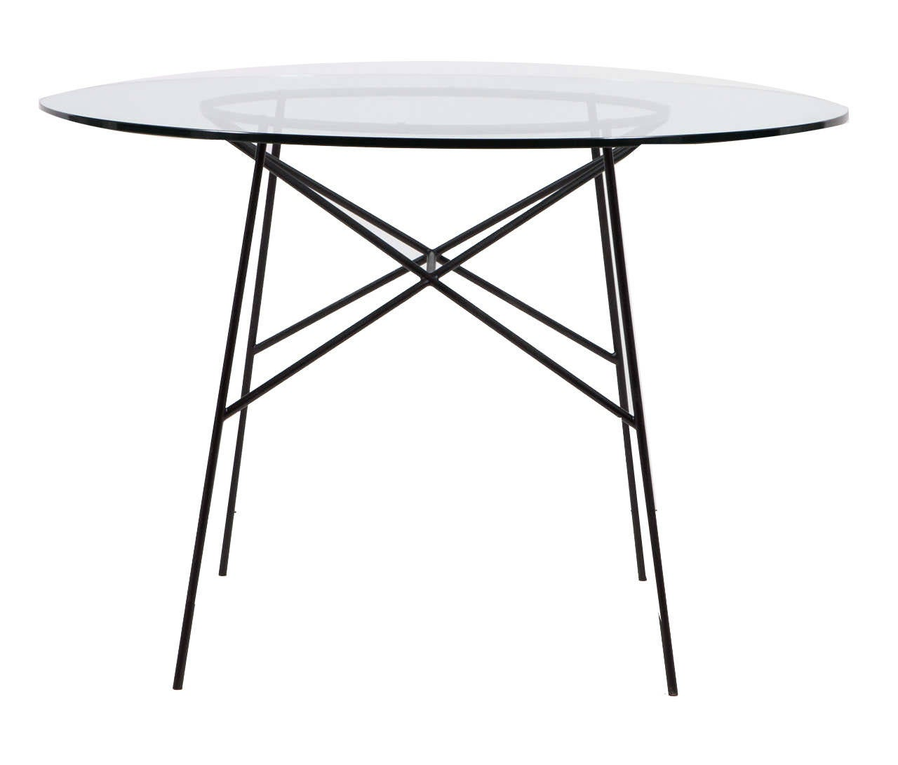 roy wire frame iron dining table for sale at 1stdibs