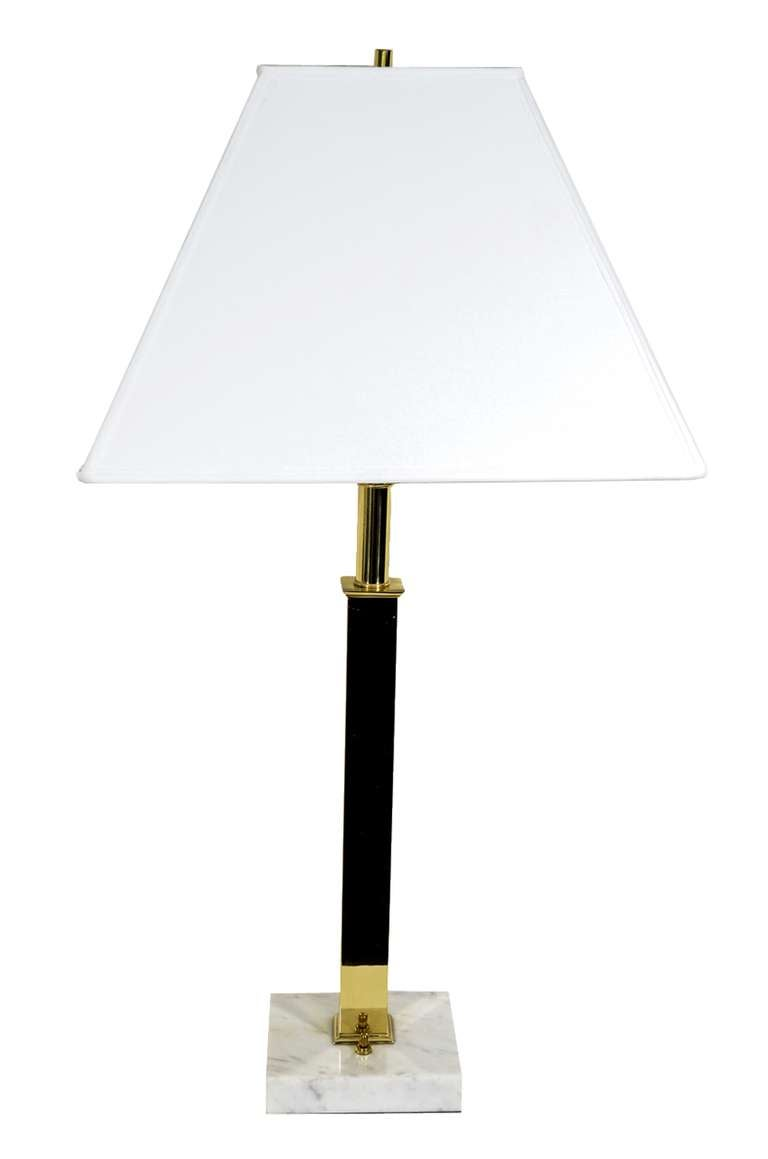 brass stem on marble base table lamps is no longer available. Black Bedroom Furniture Sets. Home Design Ideas
