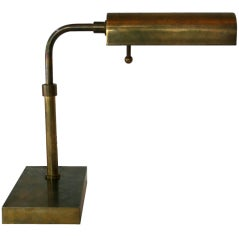 Bronze Articulating Desk Lamp