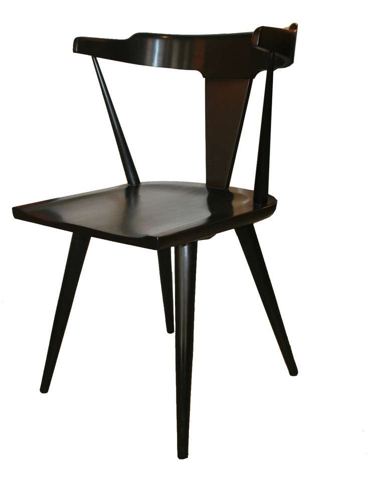 Paul McCobb Planner Group Dining Chairs at 1stdibs