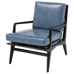 Landry Open Frame Club Chair