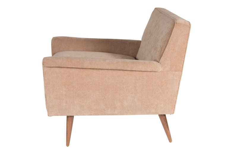Barnaby Club Chair In Excellent Condition For Sale In New York, NY