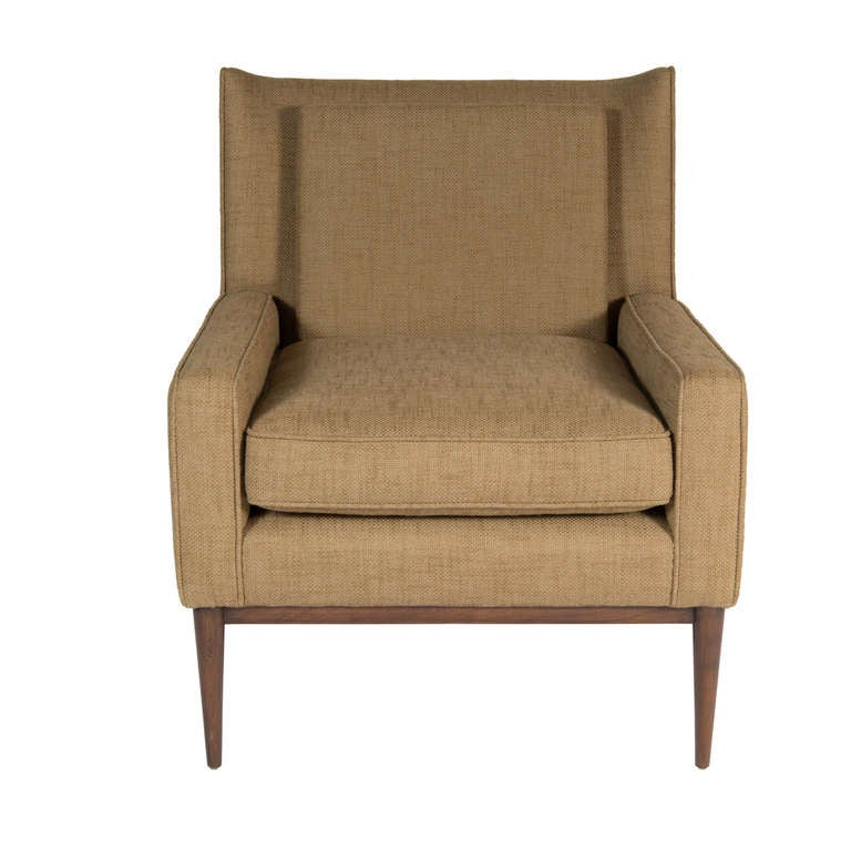 Bernard high back club chair for sale at 1stdibs for Bernard chaise lounge