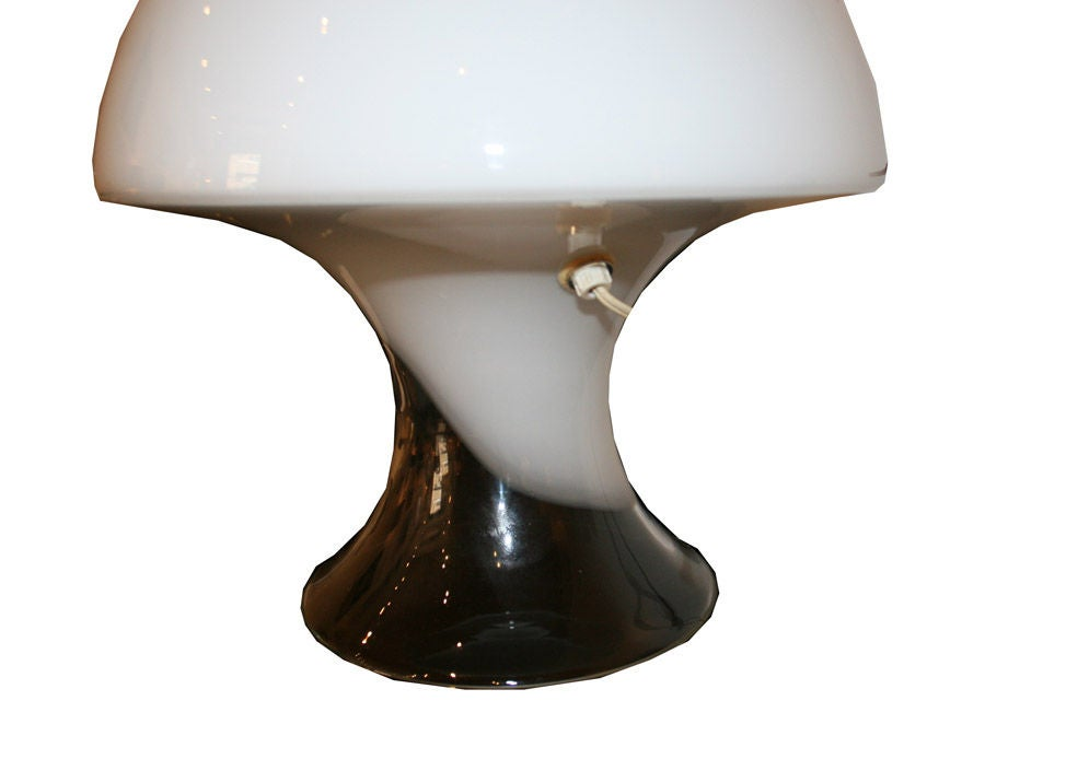 italian murano vistosi blown glass table lamps is no longer available. Black Bedroom Furniture Sets. Home Design Ideas