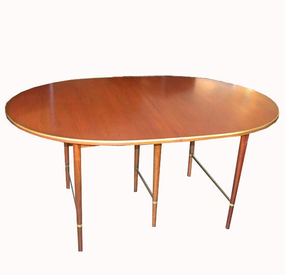 Paul McCobb Calvin Group Dining Table At 1stdibs