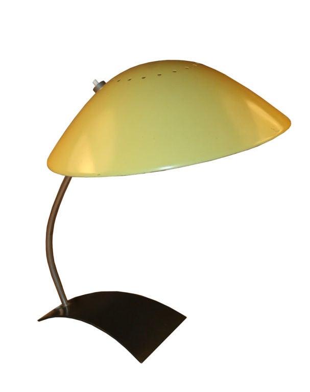 German 1950s Kaiser Desk Lamp 3