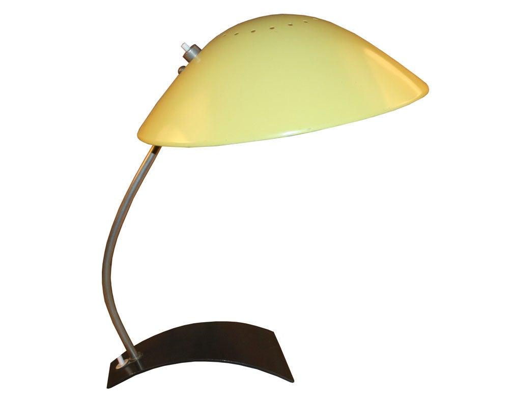 German 1950s Kaiser Desk Lamp 6