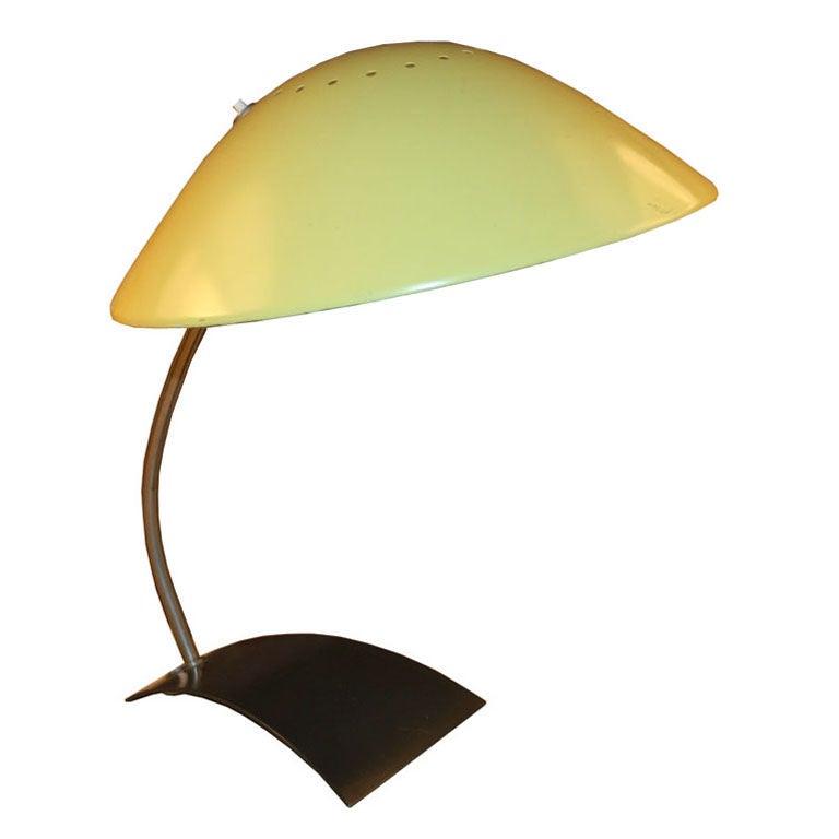 German 1950s Kaiser Desk Lamp