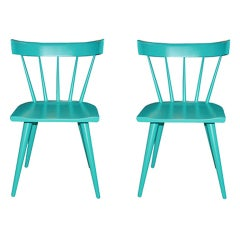 Paul McCobb Planner Group Lacquered Chairs