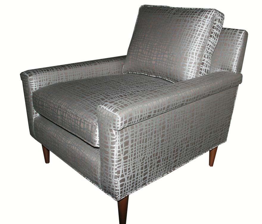 American Sutton Club Chair For Sale