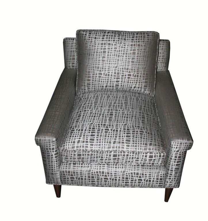 Sutton Club Chair In Excellent Condition For Sale In New York, NY