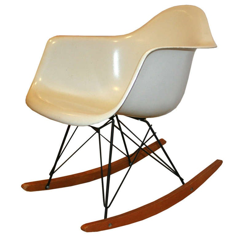 charles eames for herman miller original rar chair at 1stdibs. Black Bedroom Furniture Sets. Home Design Ideas