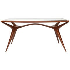 Sculptural Dining Table by Giuseppe Scapinelli