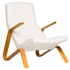 Grasshopper Chair for Knoll by Eero Saarinen