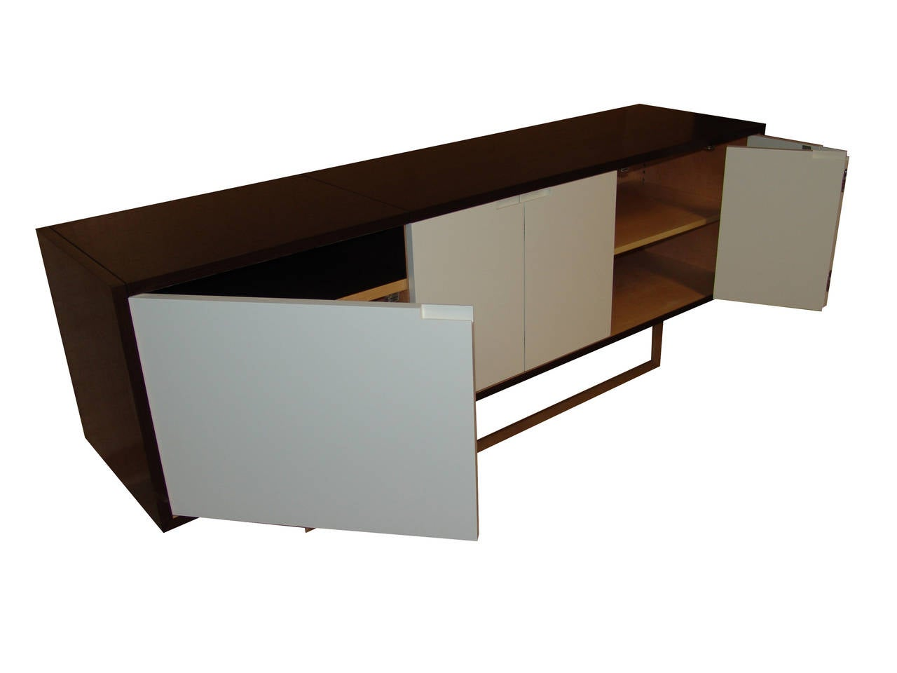 American Nathan Flip-Top Media Console For Sale