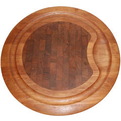 Jens Quistgaard for Dank Teak Serving Tray
