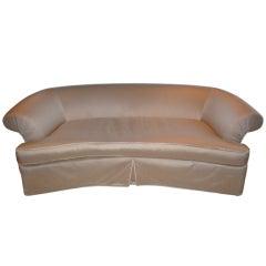 A Vintage Nancy Corzine Sofa/Settee