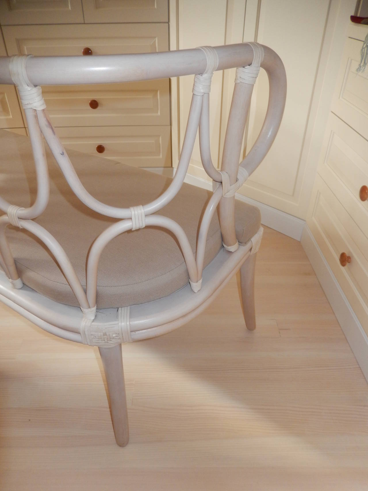 A Thonet Style Bentwood Settee For Sale 1