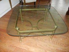 Large Mid-Century Modern Coffee Table