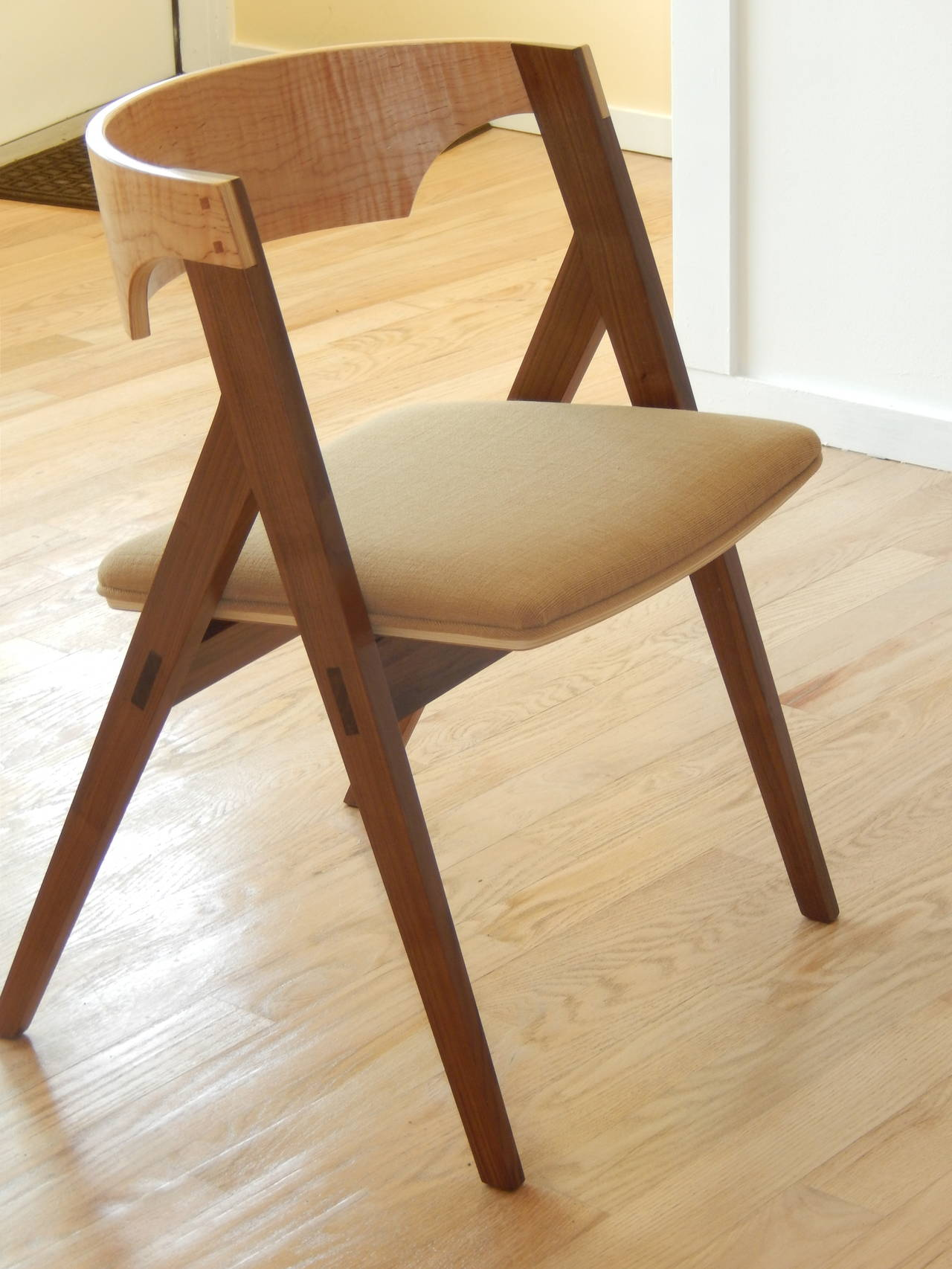 Contemporary David N Ebner's Dining Room or Desk Chair For Sale