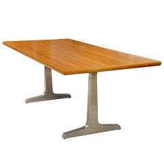 Studio Craft  Artist  David  N  Ebner's, Large Dining Table/Desk